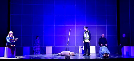 Curious Incident at Cityrep