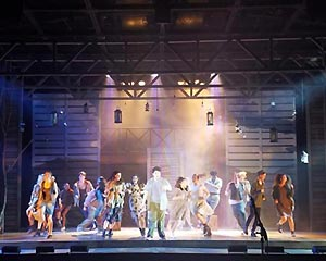 urinetown production
