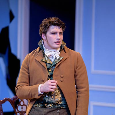 Zachary Scott Prall as Septimus